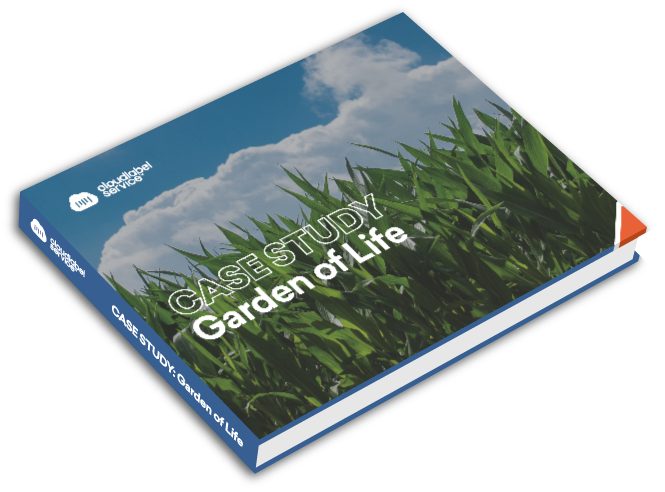 Cloud Label Service Case Study: Garden of Life